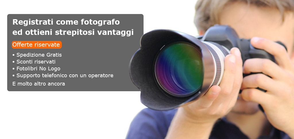 vantaggi fotografi