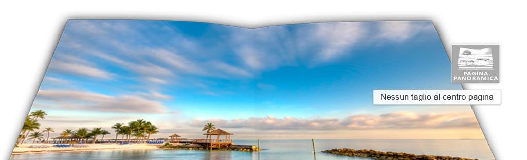 Fotolibro Style Book panorama