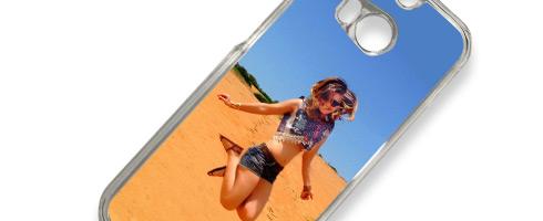 Cover Personalizzate HTC One M8