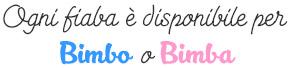 miaFiaba - Fiaba personalizzata