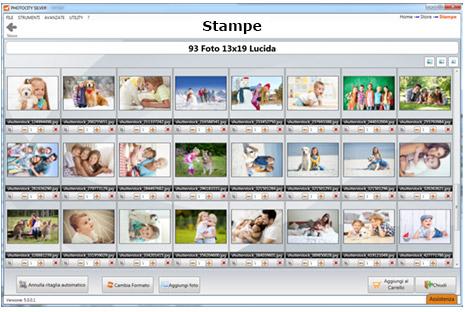 Photocity Silver - Stampa facile e veloce dei tuoi fotolibri