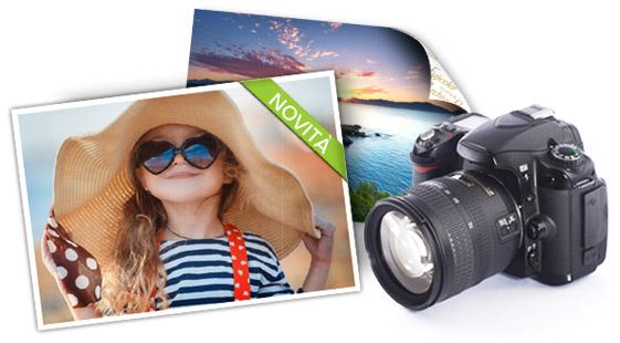 Stampa le tue foto ovunque