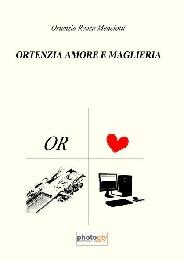 Ortenzia amore e maglieria  - Ortenzia Renza Menciotti