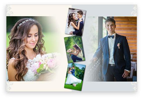design matrimonio sposi