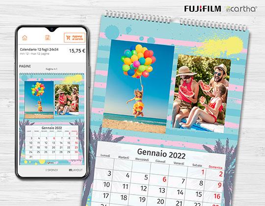 crea calendari da app