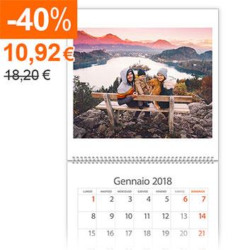 Calendario incartha 30x60