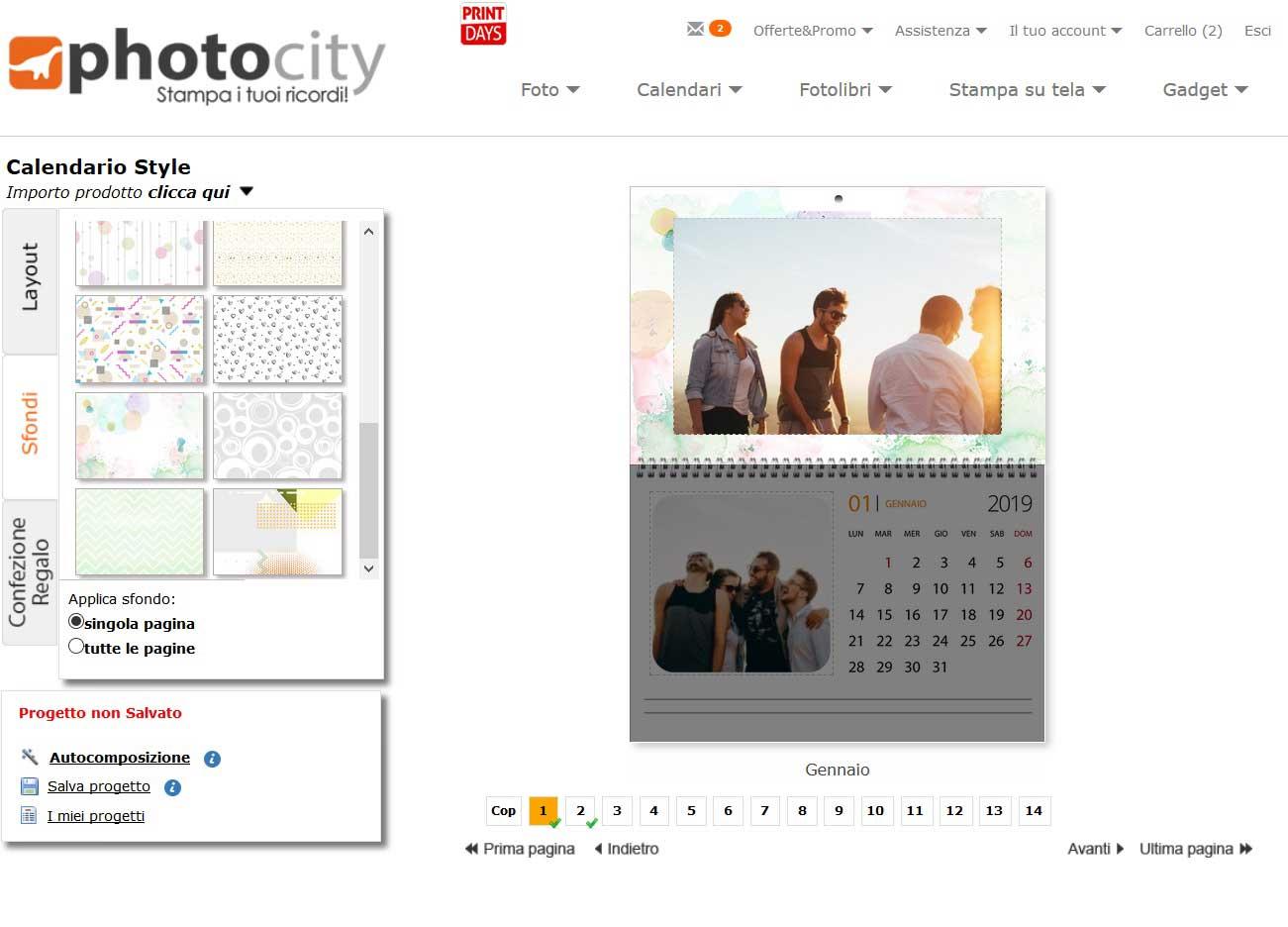Come Creare Un Calendario Personalizzato.Creare Un Calendario Personalizzato Online La Guida Il