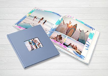 formato quadrato fotolibro Color 30x30