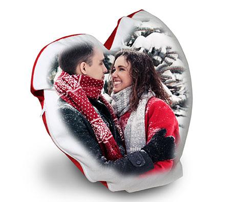 idee regalo per san valentino cuscino cuore