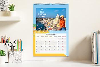 Creare un calendario personalizzato