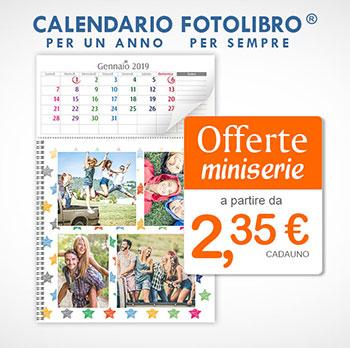 Calendario Fotolibro
