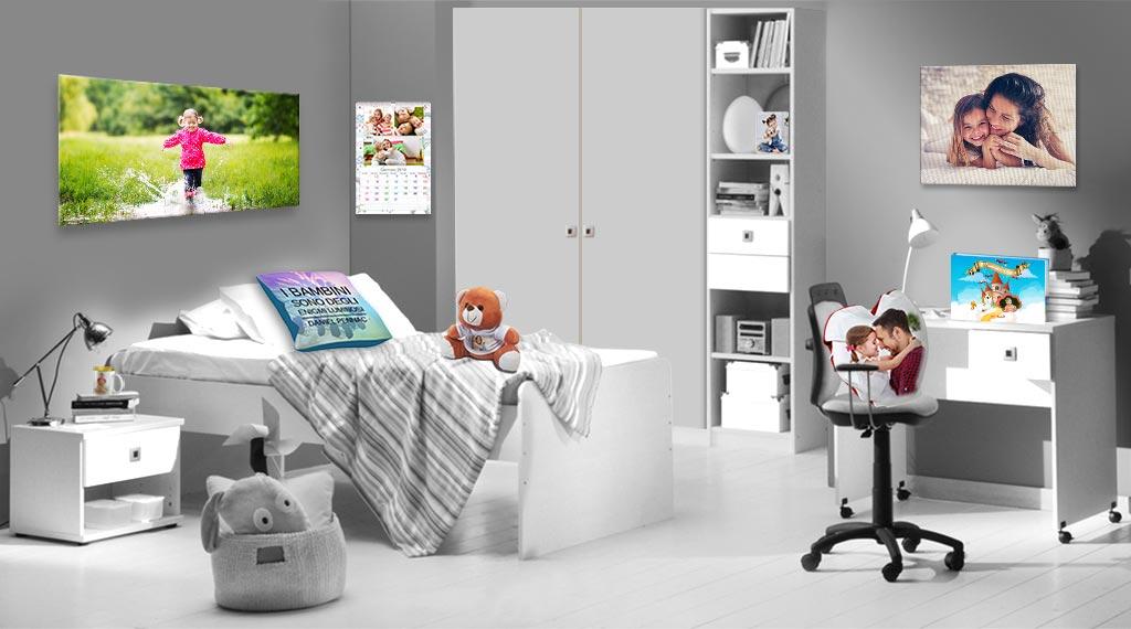 Camera bambini