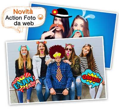 Action foto