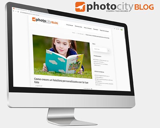 come creare un fotolibro personalizzato