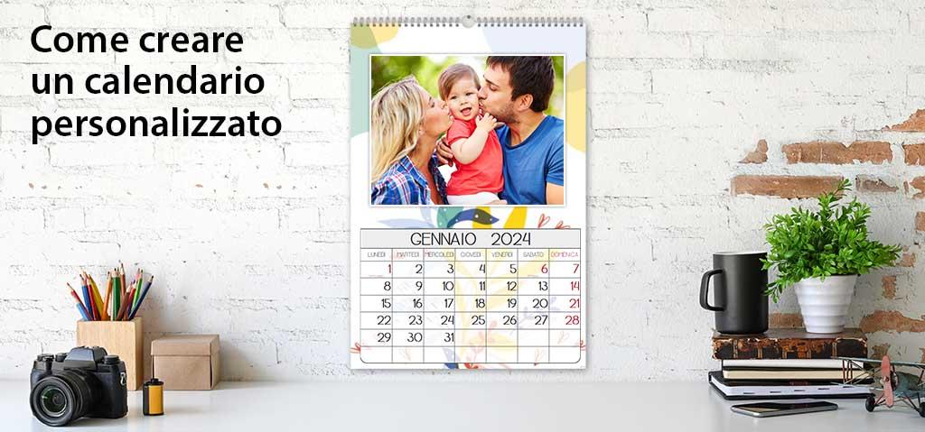 Come Creare Un Calendario Personalizzato.Come Creare Un Calendario Personalizzato Photocity It