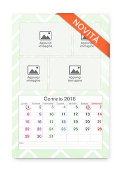 calendario 13 fogli