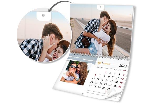 calendario style