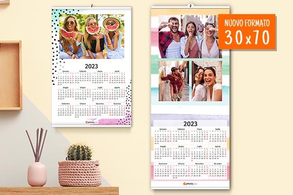 Calendario duplex