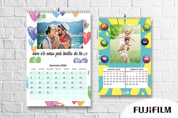 foto calendario fotografico