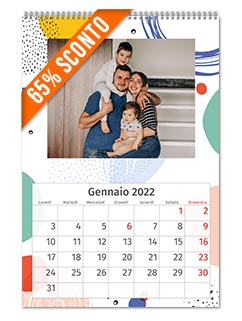 foto calendario 30x45