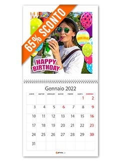 foto calendario 30x60