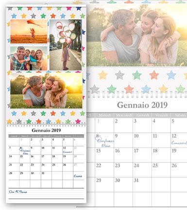foto calendario double
