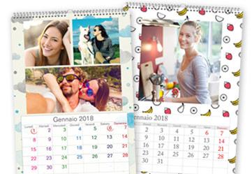Calendario inCartha 30x45