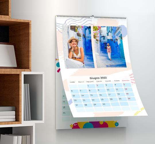 foto calendario incartha