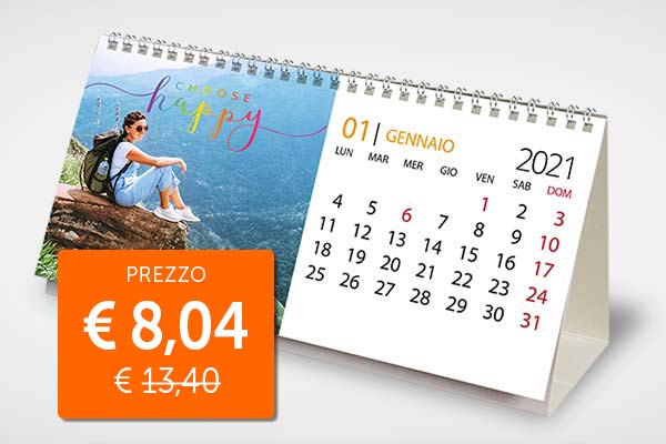 offerte calendario style