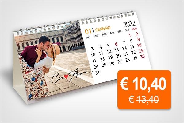 Calendari personalizzati photocity.it