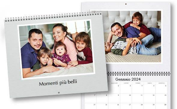 calendario da iphoto