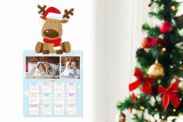 calendario mirai natale