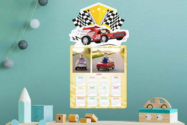 calendario mirai drive car