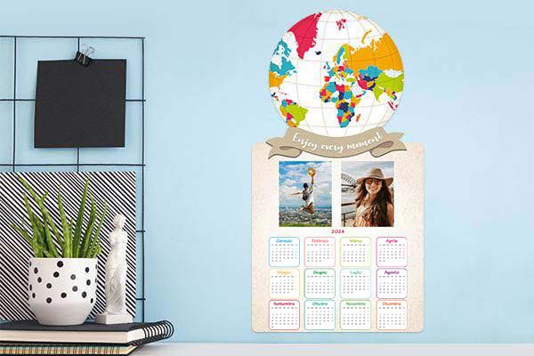 calendario mirai viaggio
