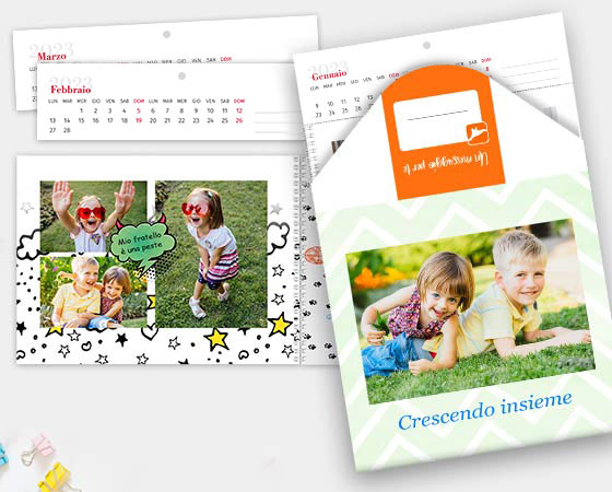 crea calendario fotolibro