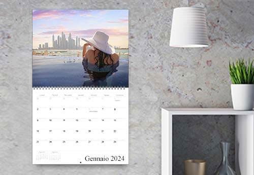 Calendari da Iphoto