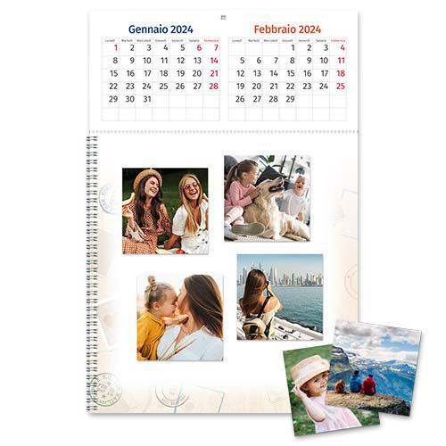 calendario Origami 32x45