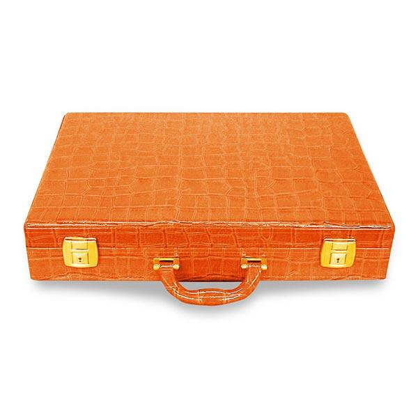 valigia eco cover coccodrillo