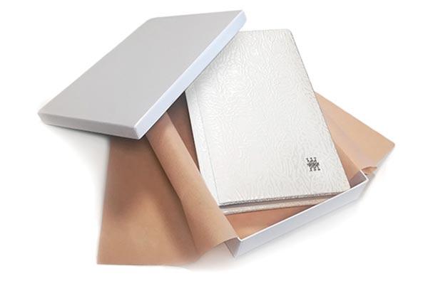 scatola perla per fotolibro professionale