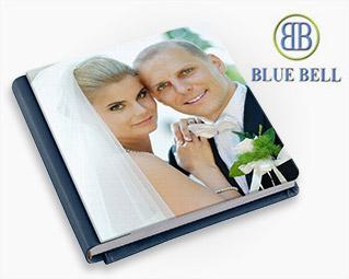 Copertina professionale BLUE BELL
