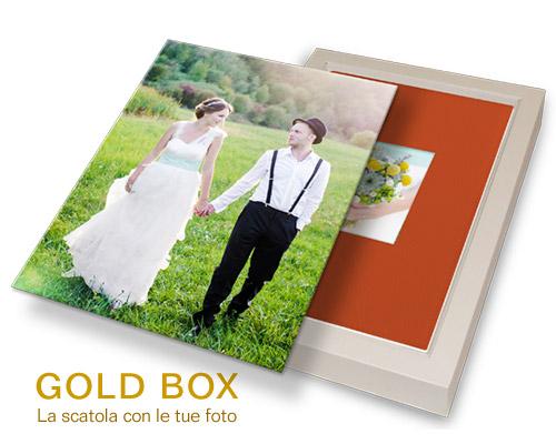 scatola accessorio fotolibro