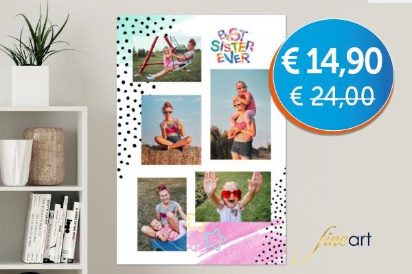 Poster Fine art 70x100