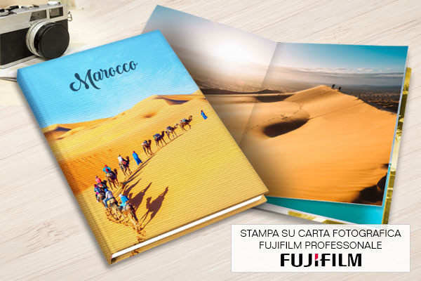 fotolibro book gold