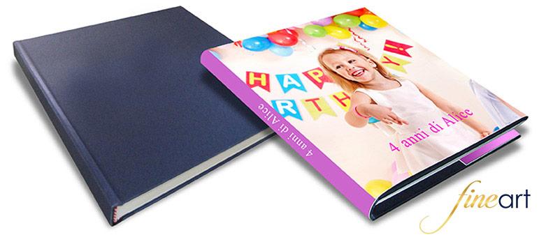 Copertina Fotolibro Art Book
