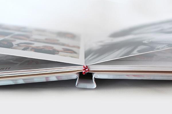 Pagina panoramica Fotolibro Autore