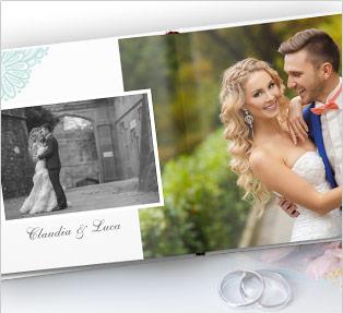 grafiche fotolibro matrimonio