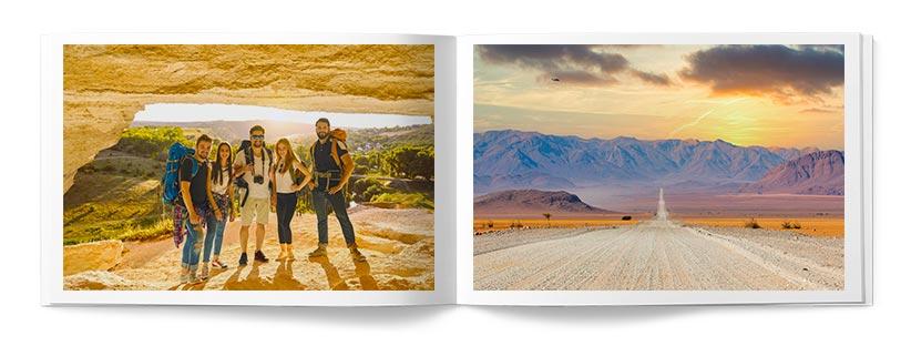 Fotolibri Gold Magazine Libro Esempio 2