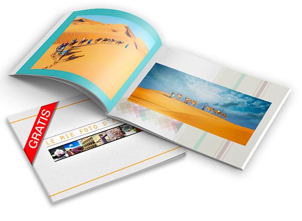 Fotolibri Gold Magazine Libro