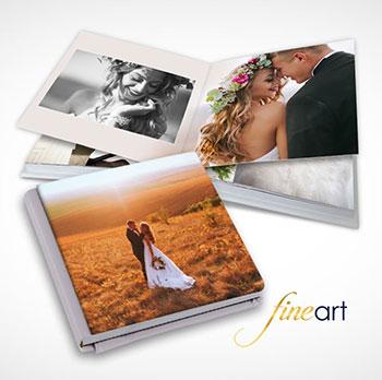 fotolibro professionale fineart