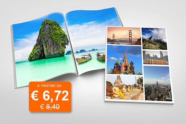 offerte Fotolibro da PDF